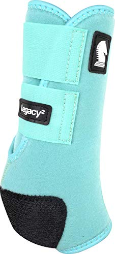 - Classic Equine Legacy2 System Front Boot (Solid), Mint, Small