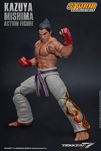 Storm Collectibles Tekken 7 Kazuya Mishima 1:12 Scale Action Figure