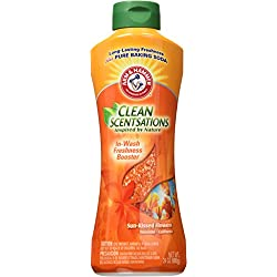 Arm & Hammer Scent Booster, Sun Kissed Flowers, 24 Oz (Pack of 6)