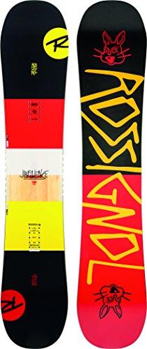 - Rossignol Jibfluence Snowboard Boy's Sz 135cm