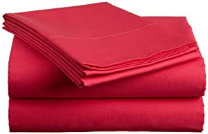 Jenny George Full Fuchsia Sheet Set