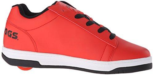 Heelys 770469 Straightup2.0 Ga Casual Schoen Rood / Zwart / Wit