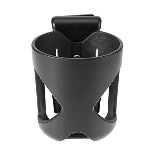 Ireav Baby Stroller Cup Holder Rotatable Holder Baby Stroller Parent Console Organizer Cup Bicycle Bottle Cup Rack by Ireav (Image #4)