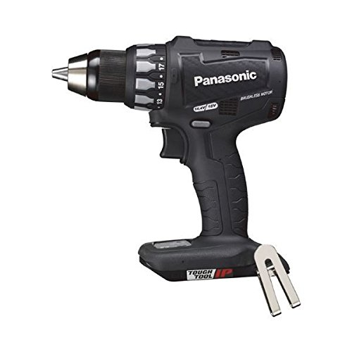 【本体のみ】Panasonic(パナソニック) EZ74A2X-B 充電ドリルドライバー(黒) B07D1M9NGV