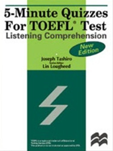 5-MINUTE QUIZZES FOR TOEFL 改訂新版