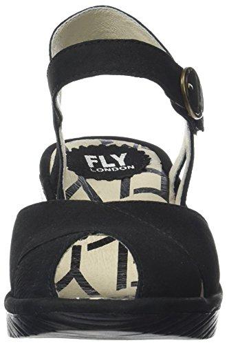 Fly London Sandaler P500844002 Svart
