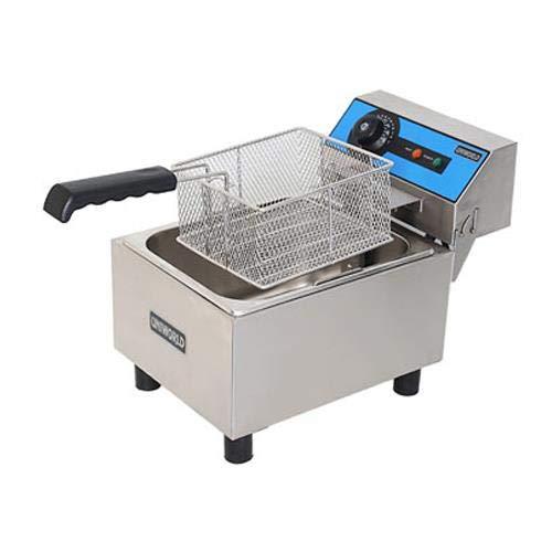 Uniworld - UEF-101 - Economy 10L Single Countertop Fryer