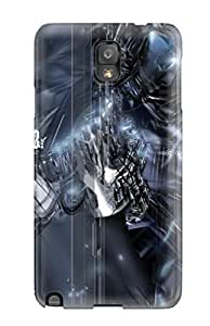 Galaxy High Quality Tpu Case/ Woman Abstract LHYjzOV4653TxdIK Case Cover For Galaxy Note 3