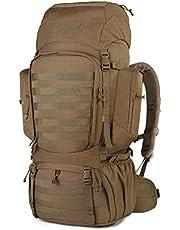 Mardingtop 60L Sac a Dos Militaire Sac à Dos Tactique avec Housse de Pluie pour Trekking/randonnée/Camping/Voyage 3 Couleurs