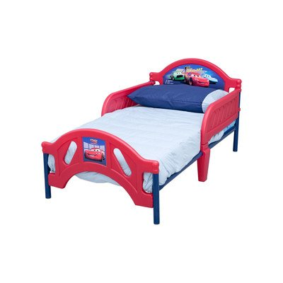 Delta Cars Toddler Bed, Baby & Kids Zone