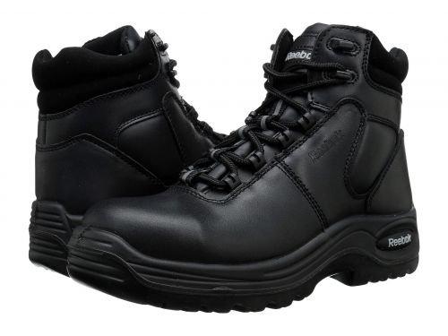 Reebok Work(リーボック) メンズ 男性用 シューズ 靴 ブーツ 安全靴 ワーカーブーツ Trainex Black [並行輸入品] B07DNPZ2CW 10.5 D Medium