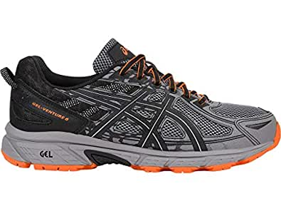 ASICS Womens Mens Gel-Venture 6 Grey Size: 7.5