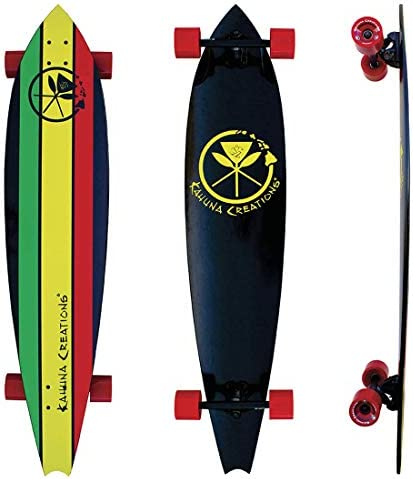 Kahuna Creations Longboards Made and Assembled in America Master-Crafted Longboards for Land Paddle Choose from 15 Styles
