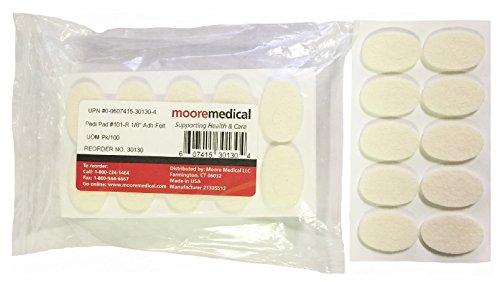 Pedi Pad - Moore Medical Pedi-pads #101-regular 1/8