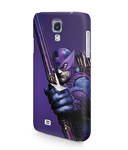 Hawkeye The Avengers Assemble Superhero Plastic Snap-On Case Cover Shell For Samsung Galaxy S4