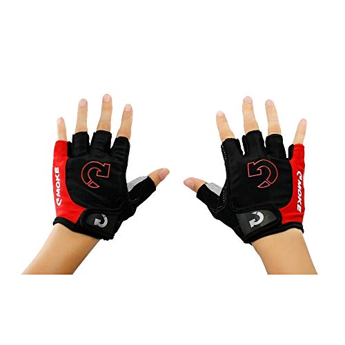 - Mbtaua Sports Racing Cycling Gloves Motorcycle Bike Gloves Bicycle Gel Half Finger Gloves Driving Gloves