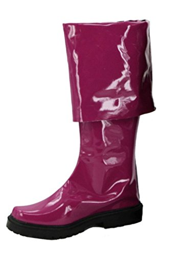 Bromeo One Piece Anime Dracule Mihawk Cosplay Chaussure Bottes Boots