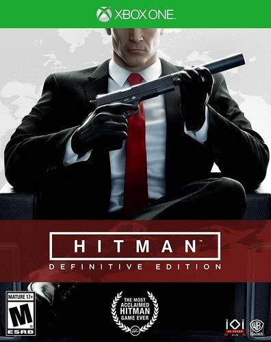 Hitman: Definitive Edition Xbox One 1000717638