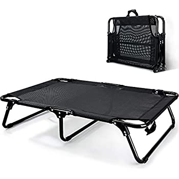Amazon.com : Coleman Folding Cot For Pet Up to 50 Lbs