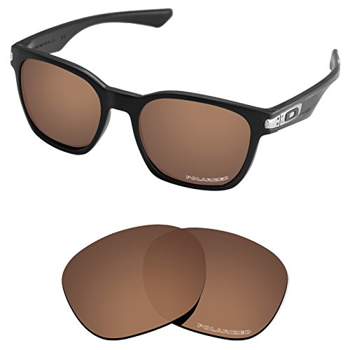 f93cc9a99e Tintart Performance Replacement Lenses for Oakley Garage Rock Sunglass  Polarized Etched-Nut Brown