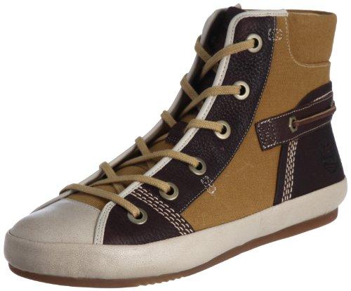 Chukka talla Vintera 37 marrón tela Zapatos Timberland para color de 16674 FTW mujer FwAqdTEqnP