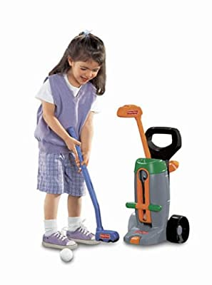 Fisher-price Grow-to-pro Golf Set from Fisher Price
