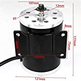 1800W 48V DC Brushless Electric Drive Motor for ATV GoKart E-Bike BM1109 T8F 9T
