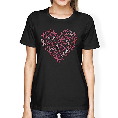 manga de 365 corta un grande tama Printing Camiseta o mujer para ESEqft6wU