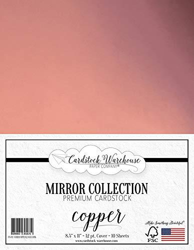 Copper Card Stock