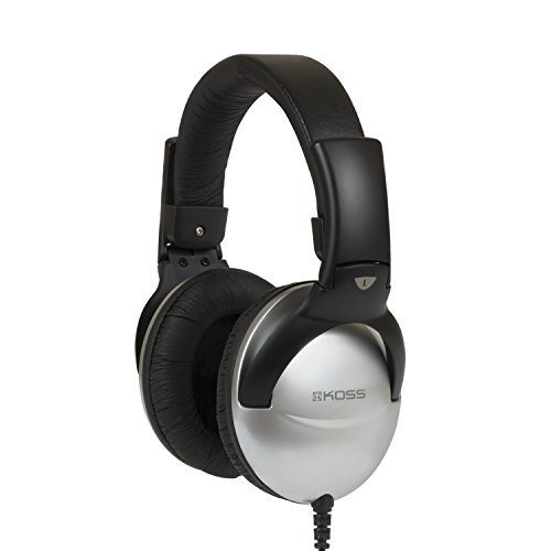 - Koss QZ-Pro Active Noise Cancellation Stereophone