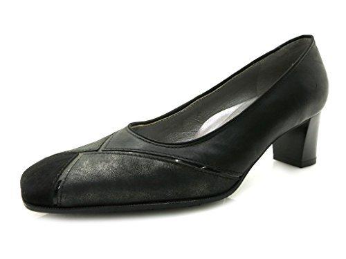 ara - tacón - 3556 negro