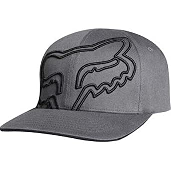 d8e4df0d9a6e4 ... free shipping fox racing everywhere flexfit hat s m charcoal cdab1 76188