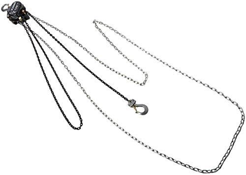 TOHO HSZ-622A Chain Block Hoist (0.5 Ton, 10 Ft. Chain)