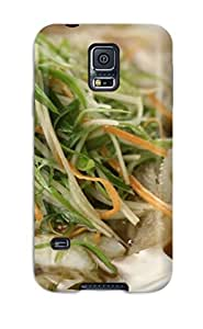 For Marie K Floyd Galaxy Protective Case, High Quality For Galaxy S5 Chinese Food Skin Case Cover