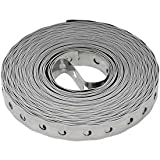 Empire Industries Strap Perf SS 3/4 X 22 X 50'
