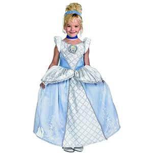 Cinderella Prestige para niña de Disney disfraz