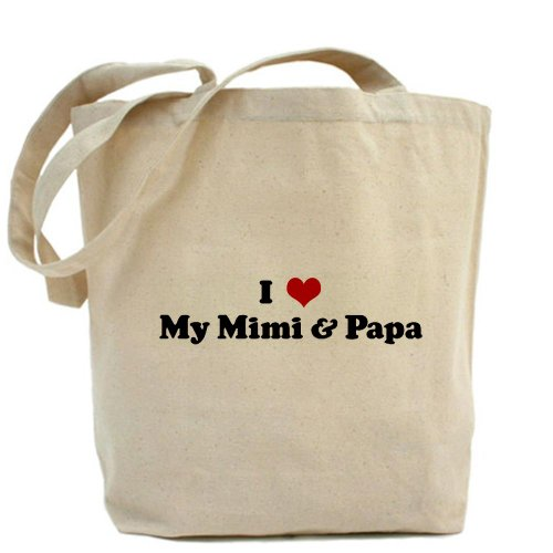 Bolso Medium Lona Mimi My I amp; Cafepress Love Caqui Papa Bandolera awAxqg