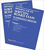 img - for Dr. Carol Rivers' Preparing for the Written Board Exam in Emergency Medicine book / textbook / text book