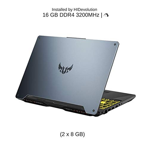 "HIDevolution ASUS TUF Gaming A15 FA506IV 15.6"" FHD 60Hz, 2.9 GHz Ryzen 7 4800H, RTX 2060, 16 GB 3200MHz RAM, 1 TB PCIe SSD"