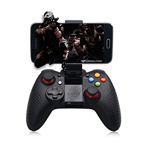 KINGAR Wireless Bluetooth Game Controller Gamepad Joystick for Android Smartphone Samsung Galaxy,LG SONY HTC,Android Tablet PC