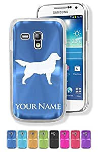Samsung Galaxy S3 Mini Case/Cover - GOLDEN RETRIEVER DOG - Personalized for FREE