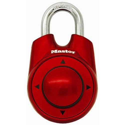 3 x Master Lock 1500iD Speed Dial Combination Lock, Assorted Colors (Master Speed Dial compare prices)