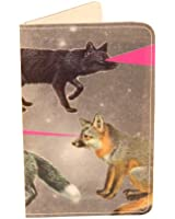 Foxy Lasers Gift Card Holder & Wallet