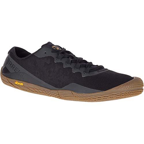Galleon - Merrell Vapor Glove 3 Barefoot Shoes 9.5 D(M) US Black d7257aa200