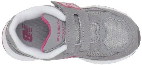 New Balance V990 - Zapatillas de running de cuero para niño GPI, color, talla 1.5 UK