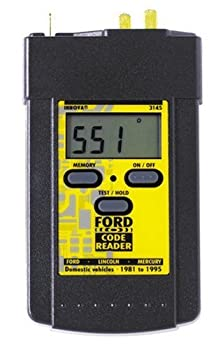 INNOVA 3145 is the best OBD1 Code Reader for Ford.
