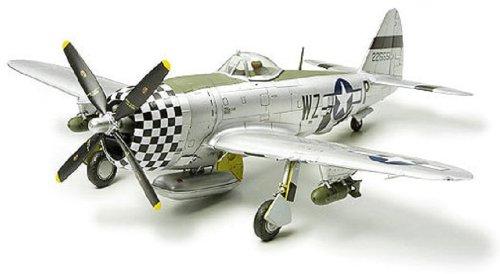 Fighter Thunderbolt P-47d (Tamiya Models P-47D Thunderbolt