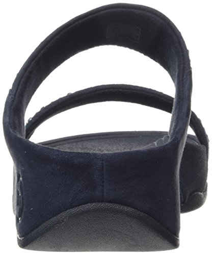 FitFlop Women's Novy Slide Sandal, Supernavy, 5 M US by FitFlop (Image #2)