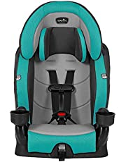 Evenflo 30712369C Chase Plus 2-In-1 Booster Car Seat (Grenada)