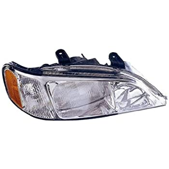 Depo 317 1124R US Acura TL Passenger Side Replacement Headlight Unit